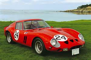 How Expensive Are Ferraris Ecomanta Most Expensive Sold 250 Gto 1962