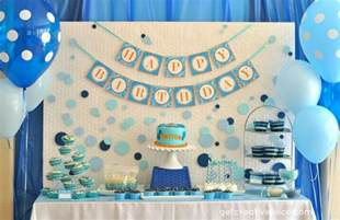Ideas for decoration for birthday party henol decoration