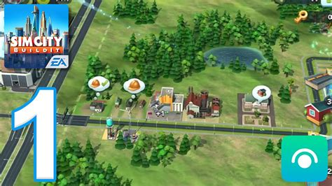 simcity buildit android free simcity buildit gameplay walkthrough part 1 level 1 3 ios android