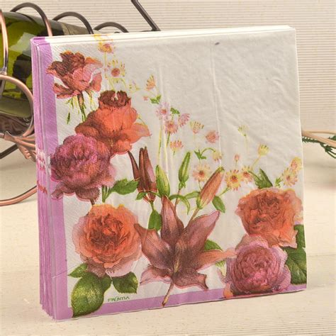 Tissue Napkin Decoupage 307 new colorful paper napkin festive tissue napkins decoupage decoration paper