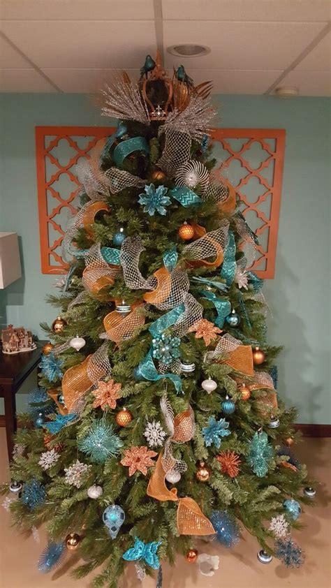 Tree Decorations Orange by Best 25 Orange Tree Ideas On