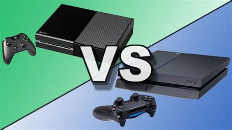ps4 console vs xbox one ps4 vs xbox one s console wars at its best neurogadget