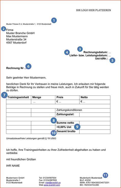Rechnung Schweiz Mehrwertsteuer Dienstleistung 4 rechnung mit umsatzsteuer muster sponsorshipletterr