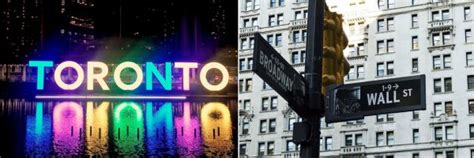 Time Mba Toronto by Should You Get A New York Or Toronto Mba Metromba