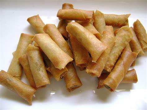 new year shrimp roll recipe prevent overeating at cny prischew prischew dot
