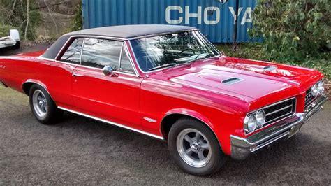 1964 pontiac gto f202 portland 2017
