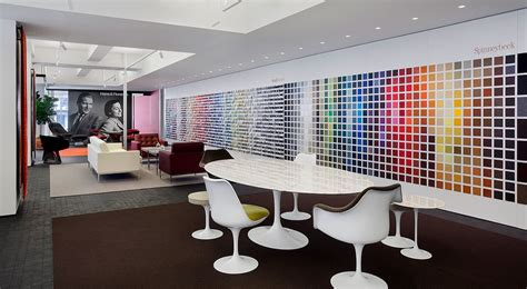 office furniture showroom nyc knoll showroom new york portfolio filzfelt
