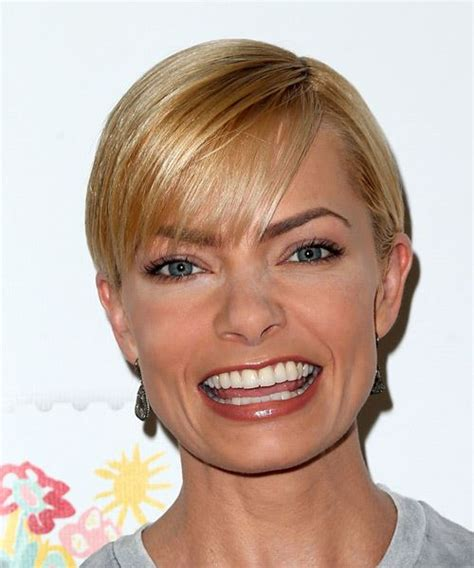 jaime pressly hairstyle for 30 year old anna s hair short hairstyle for square face 0 short hairstyle 2013