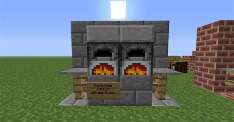 Hobbit Kitchen by Furniture Ideas Minecraft Project