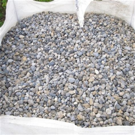 1 Ton Of Gravel Cost Gravel 20 Mm Diameter Per Ton Bagged 55 00 At