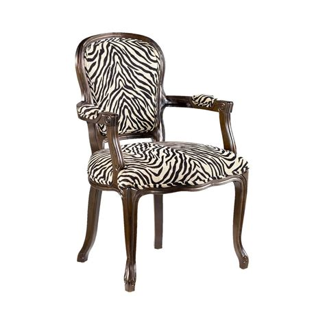 Zebra Print Armchair by 17 Zebra Living Room Decor Ideas Pictures