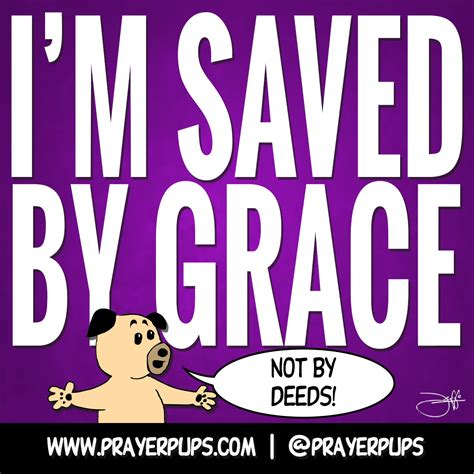 Saved By Grace saved by grace christian from prayer pups