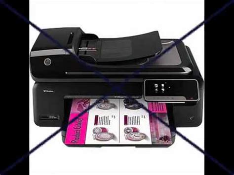reset hp officejet 7110 wide hp officejet 7500a e all in one videoreview en unboxing