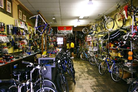 Ed S Bike Shop by Goodnight Raleigh A Look At The Art Architecture