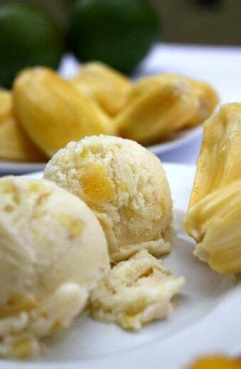 membuat ice cream nangka es puter nangka indonesian traditional ice cream