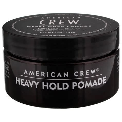 Heavyweight Pomade american crew heavy hold pomade 85g health