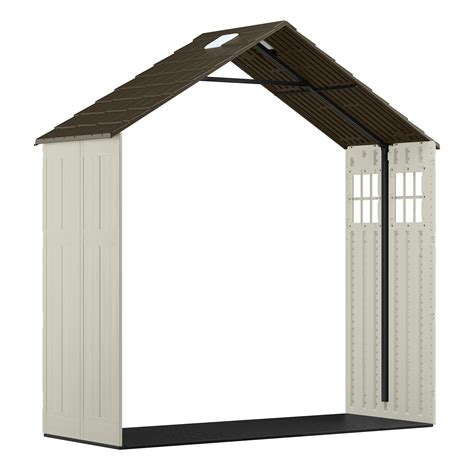 Craftsman Shed Accessories by Craftsman 3 Shed Extension W Windows Shop Your Way
