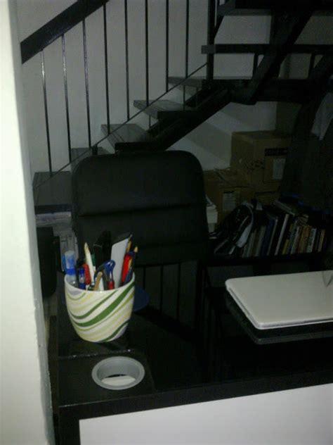 Meja Belajar Budak deko rumah dengan barang ikea susun atur sioca