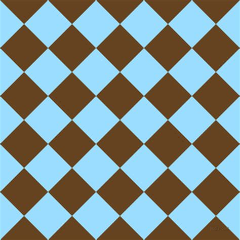 wallpaper blue and brown dark brown and columbia blue checkers chequered checkered