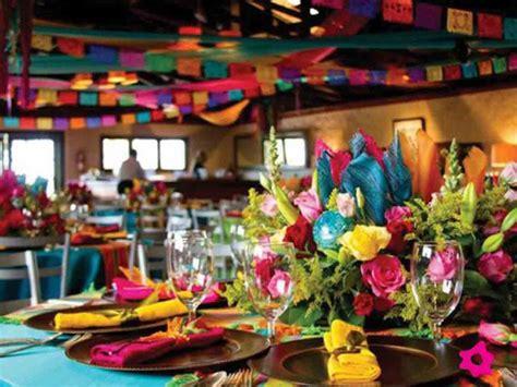 decorar mesa mexicana c 243 mo organizar una fiesta mexicana comida y decoraci 243 n