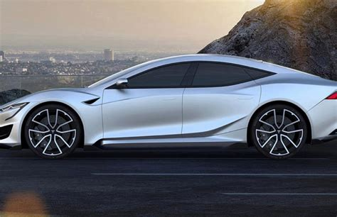 2019 Tesla Model S Redesign by Design Refresh Tesla Model S Facelift Emobilit 228 T Der