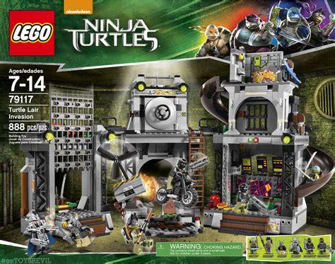 film lego ninja turtles quot the teenage mutant ninja turtles quot legos revealed