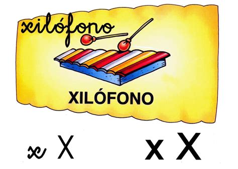 imagenes y palabras con x palabras con x en ingles con dibujos
