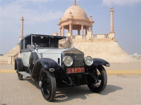 roll royce bahawalpur cars of hh nawab sadiq m abbasi v of bahawalpur pakistan
