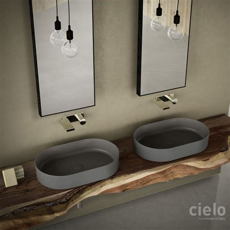 lavelli bagno da appoggio lavabi da appoggio colorati di design lavabi bagno
