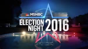 title cards from election night 2016   newscaststudio