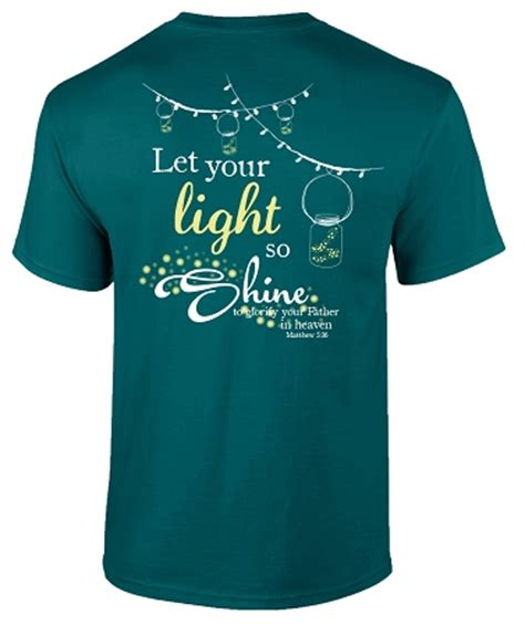 So Let Your Light Shine by Because Of Grace 174 Let Your Light So Shine