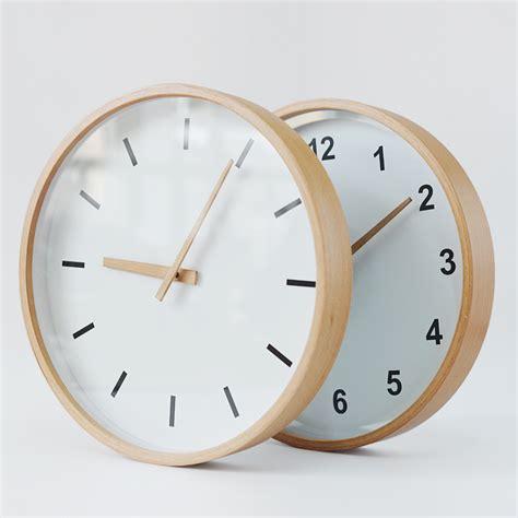 popular wooden clock designs buy cheap wooden clock designs lots from china wooden clock designs