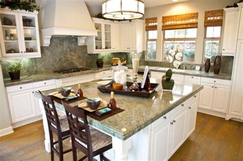 Kitchens With Green Countertops by Granite Countertops Projects Page