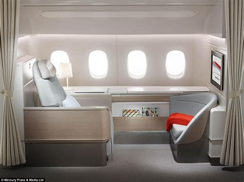 dusch le air launches 163 6k class suites daily mail