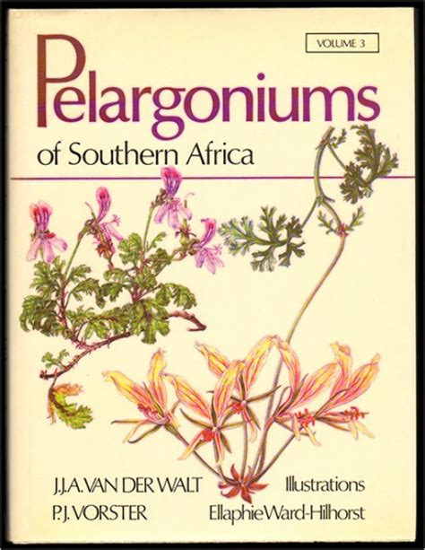 pelargoniums of southern africa auction 5