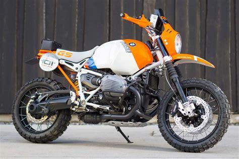 Bmw Motorrad Bike by Bmw Introduces New Dakar Rally Inspired Concept Lac Rose