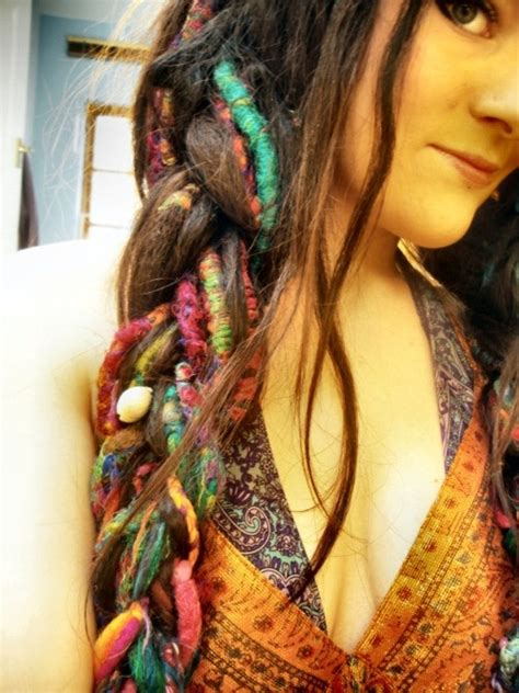 hippie dreadlocks hairstyles 114 best images about dreads love on pinterest