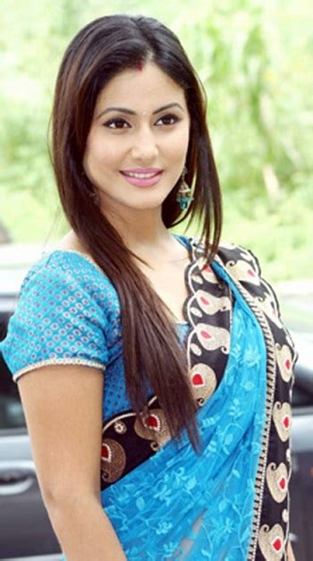 most beautiful actress of yeh rishta kya kehlata hai hina khan is an indian television actress she had wanted