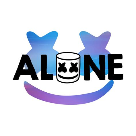 marshmello alone marshmello alone marshmello t shirt teepublic