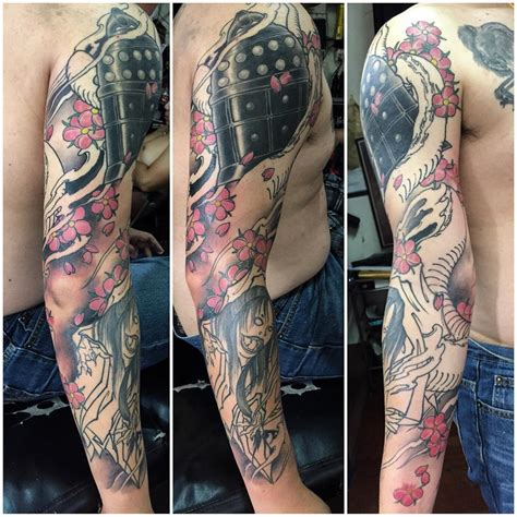 how to design a sleeve tattoo 125 sleeve tattoos for and designs meanings
