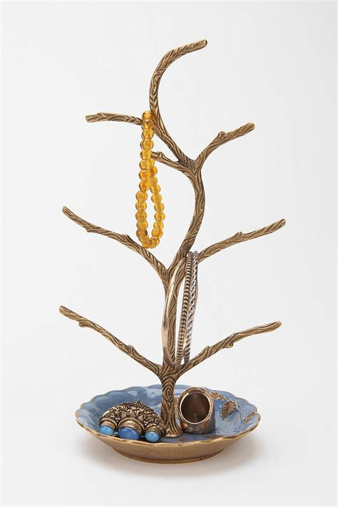 tree holder a tree grows jewelry stand