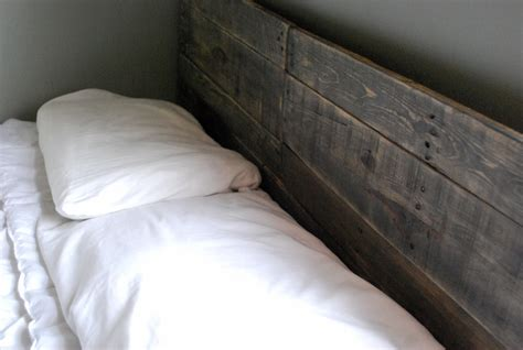 headboards made to order industrial and elegant reclaimed wood headboard classic grey