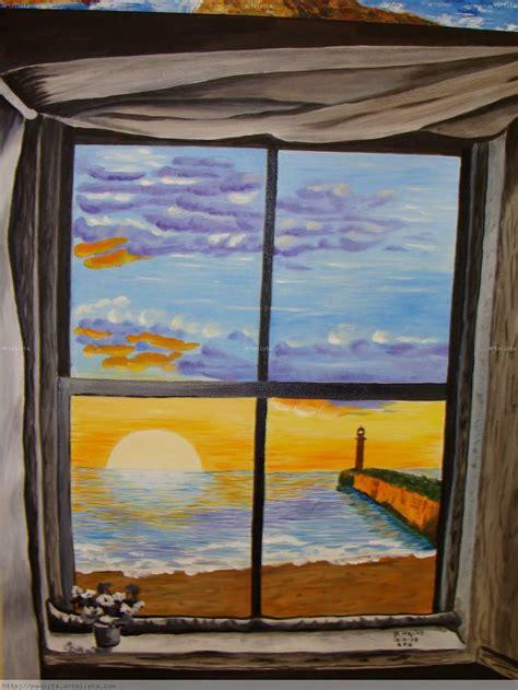 imagenes de paisajes vistos desde una ventana ventana al mar paquita mej 237 as mayordomo artelista com