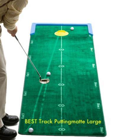 putting matte golf track putting matte 300x75 cm