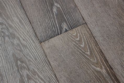 brushed mid grey oak boards hicraft wooden flooring ltd