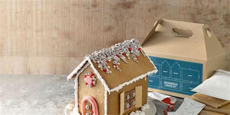 Diy Gingerbread House by Diy Gingerbread House Kit Recipe