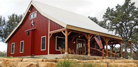 barn like homes ponderosa country barn home project jya609 like the metal