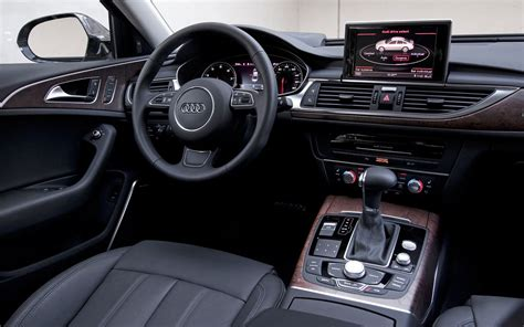 Audi A6 Interior At by 2012 Audi A6 Interior Photo 6