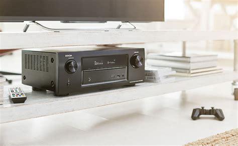 Denon Avr X2200w A V Receiver denon avr x2200w av receiver hifi nl