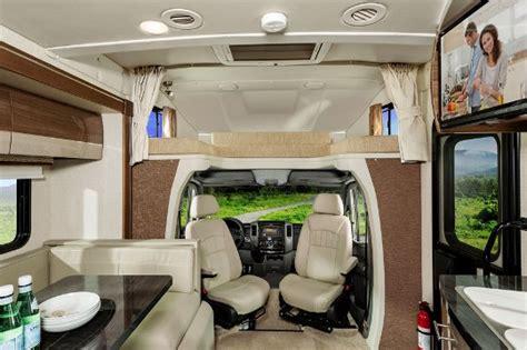 Class C Rv Interior by 2015 Winnebago Navion 24j Class C Motorhome Roaming Times